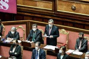 Draghi, il governo di quale paese?