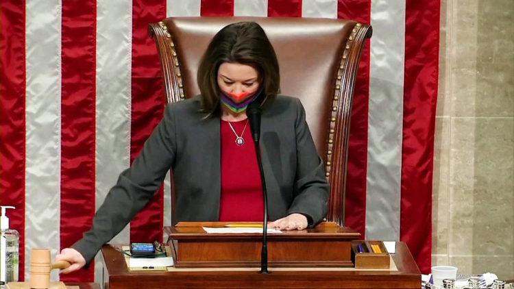 U.S. Repräsentantenhaus verabschiedet historisches Gleichstellungsgesetz zum Schutz von LGBTQ-Personen