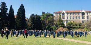 Boğaziçi akademisyenleri: Polis ablukası devam ediyor