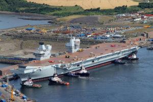 La nuova politica tedesca delle navi da guerra