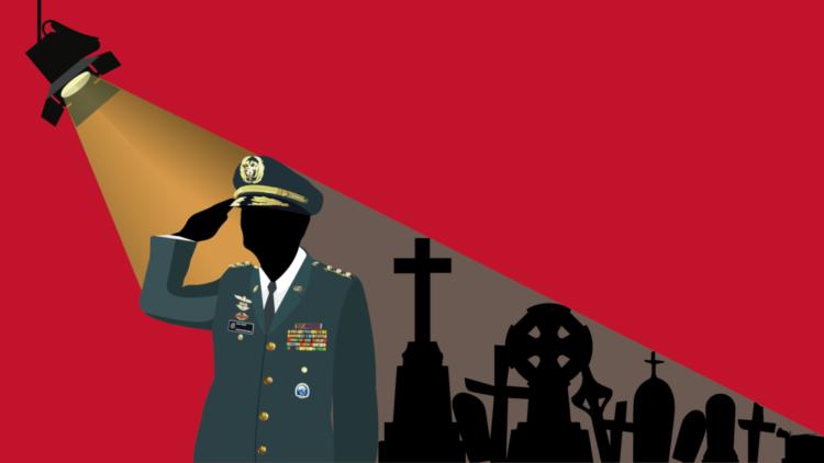 Estos eran los oficiales del Ejército en las zonas con más 'falsos positivos'