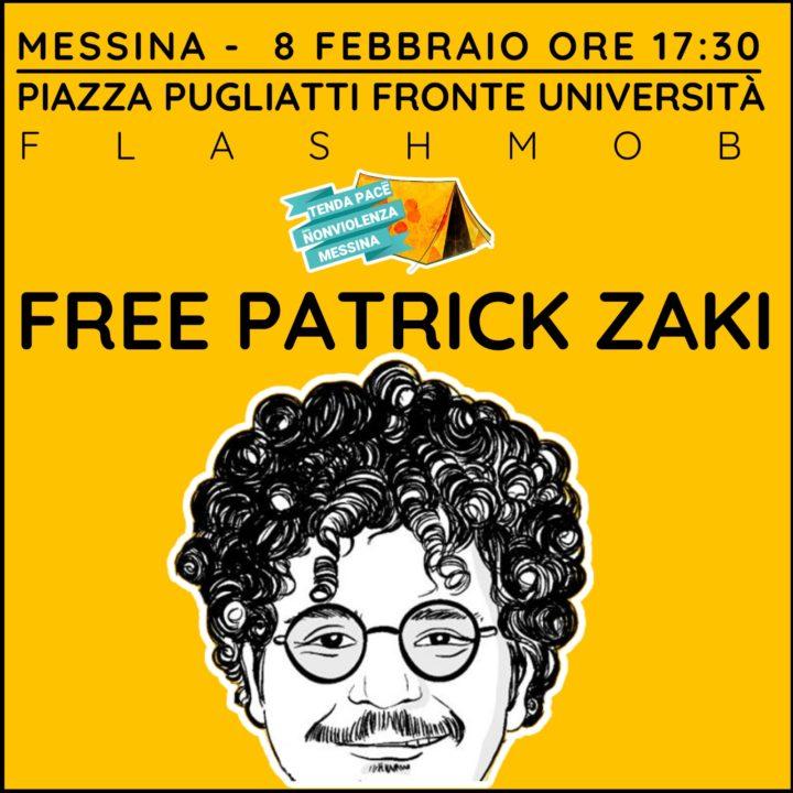 Free Patrick Zaki: il flashmob per l'attivista e ricercatore egiziano, recluso illegittimamente in Egitto da ben 1 anno