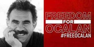 Azione urgente per la vita del leader del popolo curdo Abdullah Öcalan