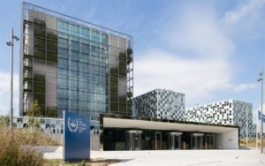 Το Διεθνές Ποινικό Δικαστήριο για την εδαφική δικαιοδοσία επί της Παλαιστίνης