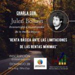 Conversazione con Julen Bollain: Il Reddito di Base come soluzione alle carenze dei redditi minimi