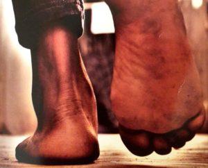 In cammino. Una storia scritta con i piedi