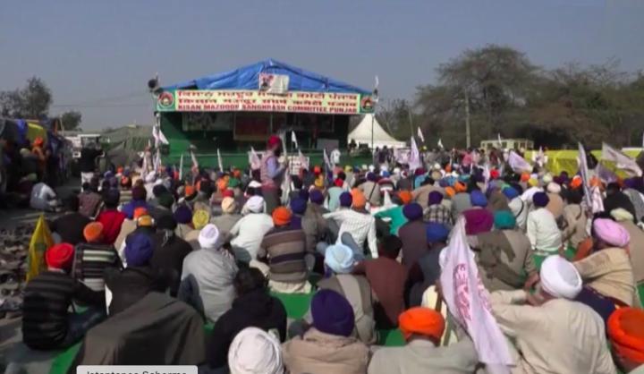 India: il governo fermi la repressione delle proteste degli agricoltori e la demonizzazione dei dissidenti