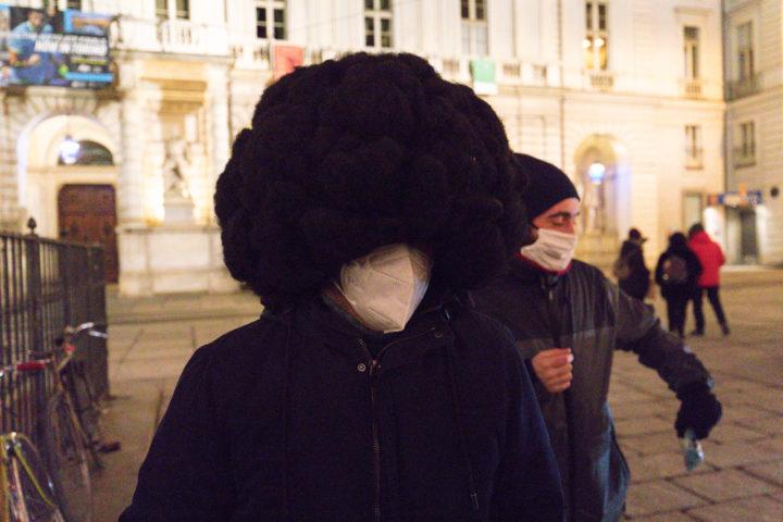 Manifestazione senza dimora 2