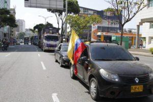 Colombia: agremiaciones de camioneros rechazaron incremento en peajes
