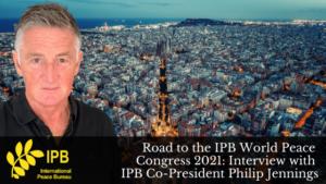 Na Estrada para Barcelona 2021: Entrevista com Philip Jennings