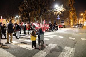 Non Una di Meno Torino: in piazza contro i femmnicidi