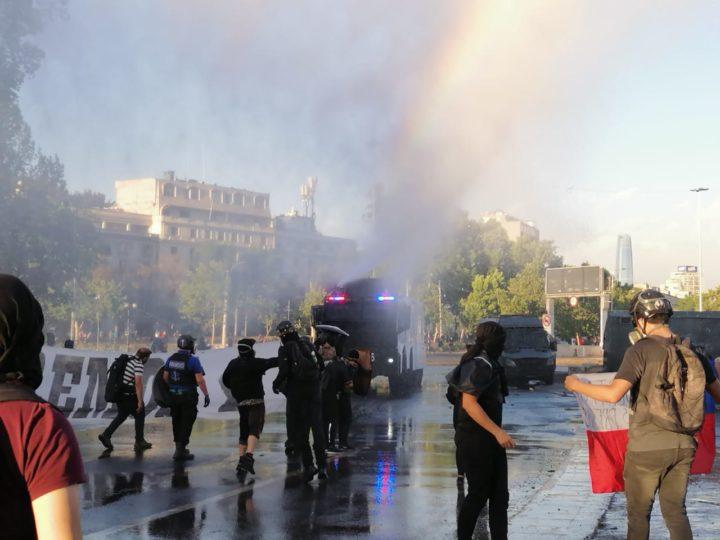 Carabineros de Chile: Legado de sangre