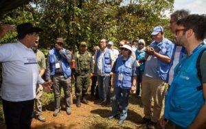 Colombia: retrasos en implementación del Acuerdo de Paz