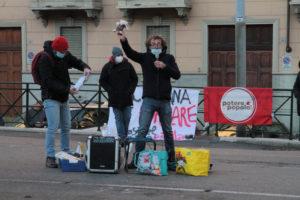 Torino: hanno multato la Befana