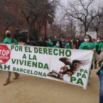 LaPAHdemana recuperar les mesures antidesnonaments anul·lades