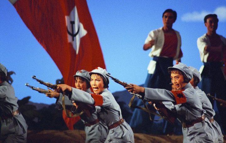 O longa-metragem de 1961 ainda estimula mulheres chinesas