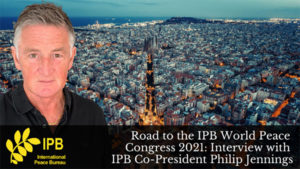 Road to Barcelona 2021: Interview mit Philip Jennings