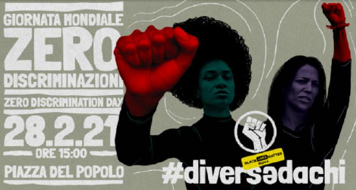 """Roma, Zero Discrimination Day"""": #DIVERSƏDACHI"""