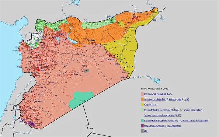Siria, ancora guerra, dieci anni dopo