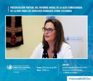 Alertas por los Derechos Humanos en Colombia