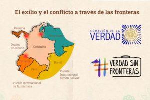 Le vittime colombiane residenti in Ecuador racconteranno le loro storie