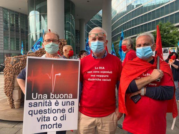 A un anno dal 20 Febbraio mobilitazione di Medicina Democratica