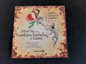 Storia di una bambina farfalla di Gaza