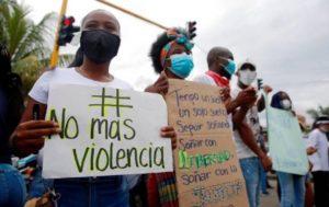 Colombia: Buenaventura, un pueblo que exige vivir en paz