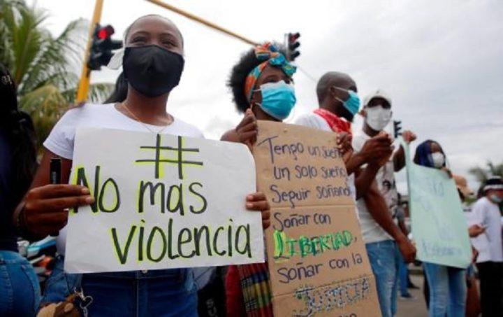 Buenaventura, un pueblo que exige vivir en paz