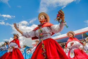 Carnavales o celebración de la vida