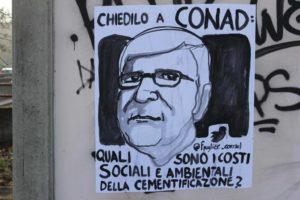 Reggio Emilia: l'arte contro la cementificazione