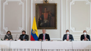 Colombia: Con 'mordaza' a la Defensoría, gobierno nacional asesta golpe al Acuerdo de Paz