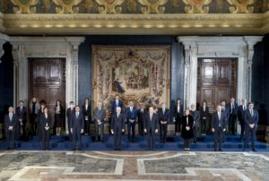 Ιταλία: ορκίστηκε η κυβέρνηση Ντράγκι, κυβέρνηση όλων;
