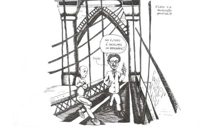 Léon e a revoluções perdidas