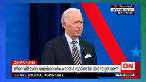 Tormenta invernal de EE.UU. complica vacunaciones contra COVID-19 mientras Biden busca apoyo para paquete de estímulo económico
