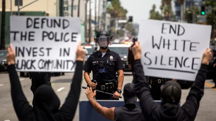 The Root of Violence in the United States Lies in the White Community