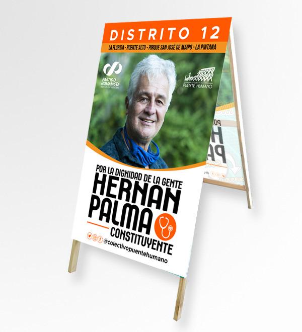Entrevista al candidato humanista a la Constituyente, el doctor Luis Hernán Palma: «Los derechos humanos son fundamentales»