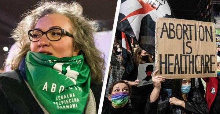 Polonia, l'attivista Marta Lempart a rischio arresto