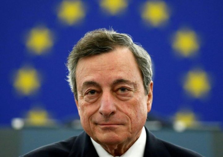 Ed in scena arrivò Mario Draghi, deus ex machina