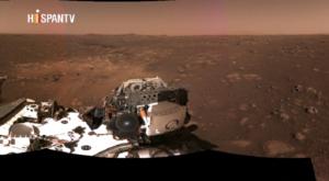 La NASA publica la primera foto de 360 grados de Marte