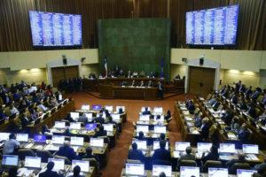 RIP para el parlamento chileno