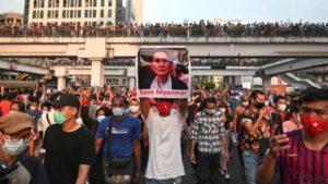 Você sabe o que está acontecendo em Mianmar?