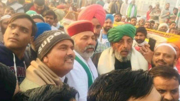 Setting Aside 2013 Riots, Farmers Protest Reviving Jat-Muslim Political Alliance