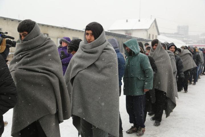 Affrontare gli abusi dell'UE per aiutare i migranti in Bosnia ed Erzegovina