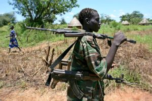Uganda, comandante di un gruppo armato giudicato colpevole dalla Corte Penale Internazionale