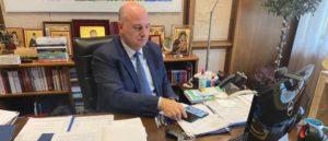 Δελτίο Τύπου με αφορμή τις δηλώσεις που έκανε ο Υπουργός Δικαιοσύνης, κ. Κ. Τσιάρας