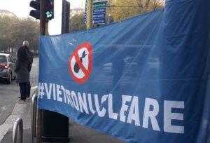Sondaggio: gli italiani NON vogliono le armi nucleari