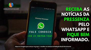 Pressenza Whatsapp