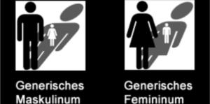 «Die männlichen Formen waren nie geschlechtsneutral»