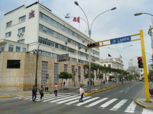 Corrupción y campaña política en el Perú